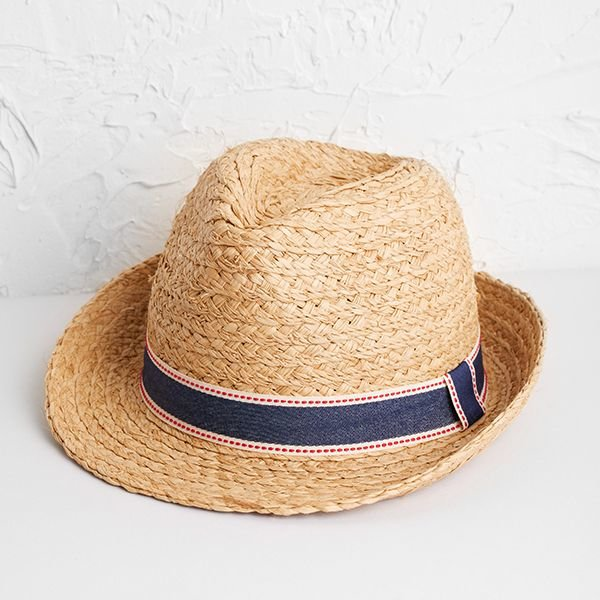 Seasalt Look Out Place Hat  - Natural Straw