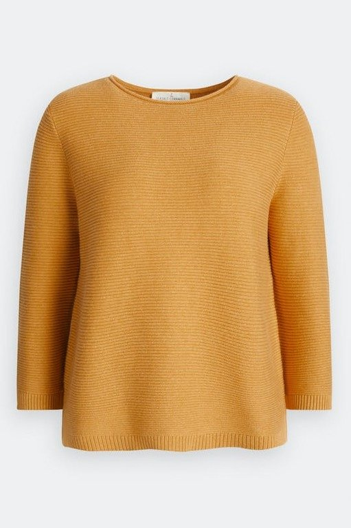 Seasalt Makers Jumper - Sunglow