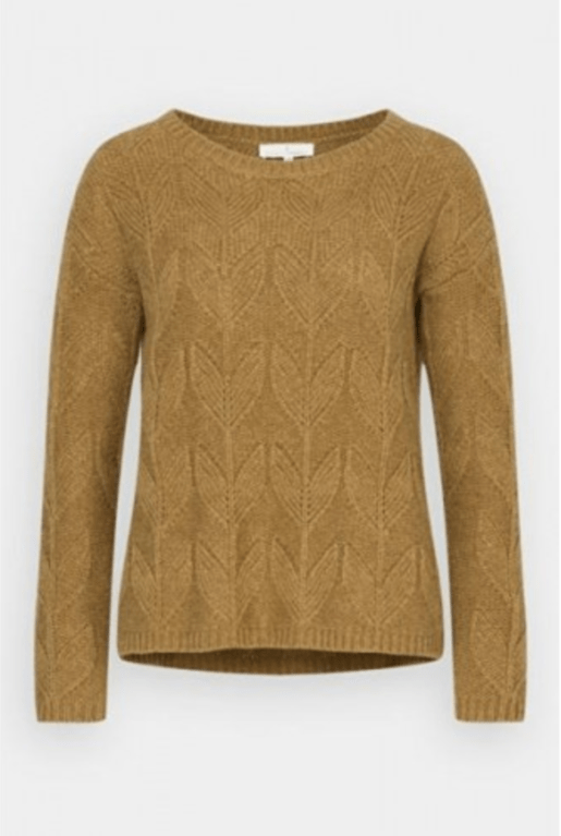 Seasalt Villanelle Jumper - Oak