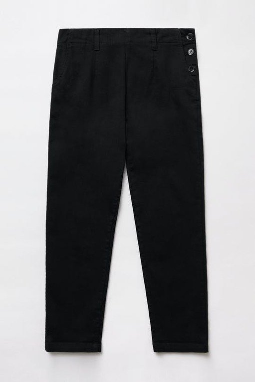 Seasalt Water Dance Trousers - Black