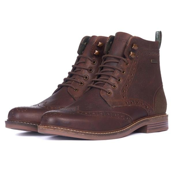 Barbour Seaton Boot - Teak