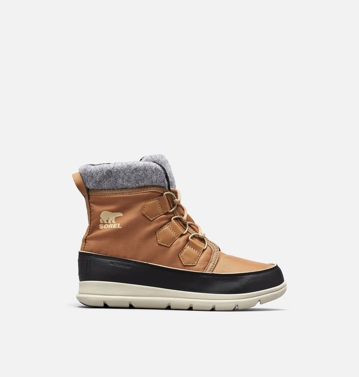 Sorel Explorer Carnival Boot - Elk