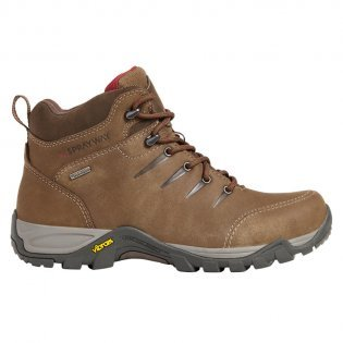 Sprayway Girona Waterproof Mid Boot  - Dark Brown