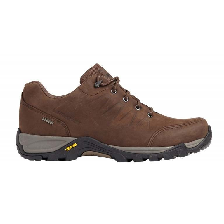 Sprayway Girona Waterproof Shoe - Dark Brown