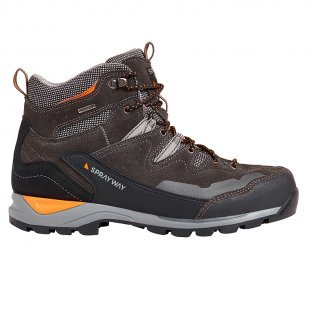 Sprayway Oxna Waterproof Mid - Charcoal