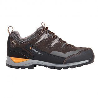 Sprayway Oxna Waterproof Low - Charcoal
