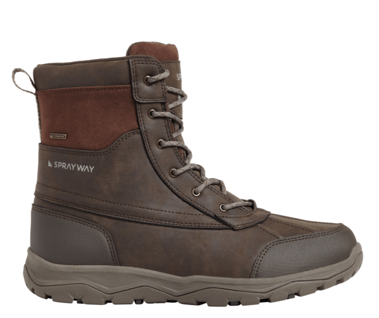 Sprayway Resolute Waterproof Boot  - Dark Brown