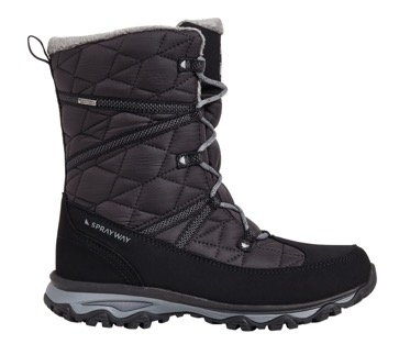 Sprayway Women's Eureka Snow Boot  - Black