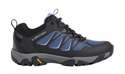 Sprayway Women's Farra Waterproof Low - Blue