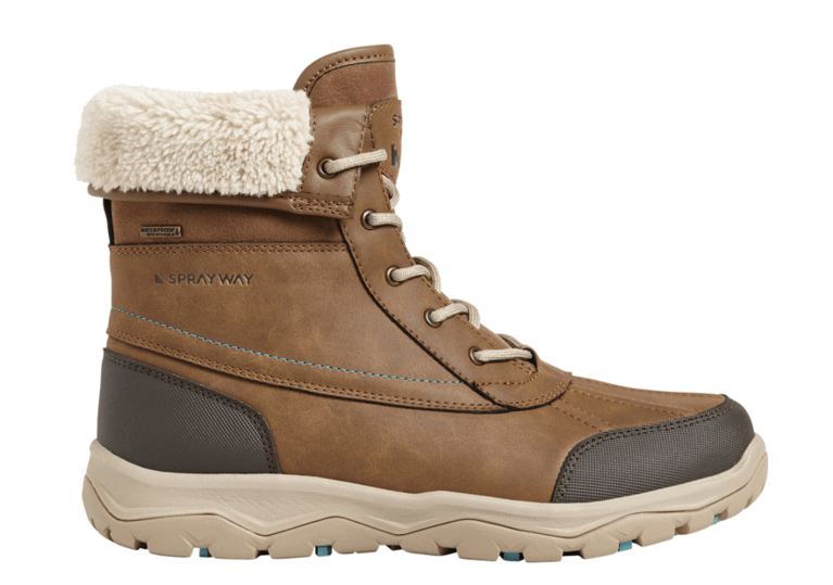 Sprayway Women's Resolute Waterproof Boot  - Brown
