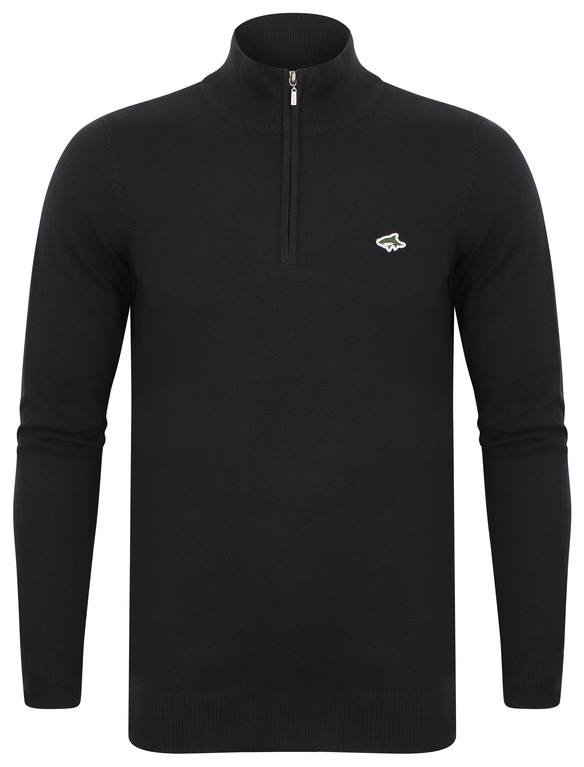 Le Shark Drant 1/4 Zip - Navy