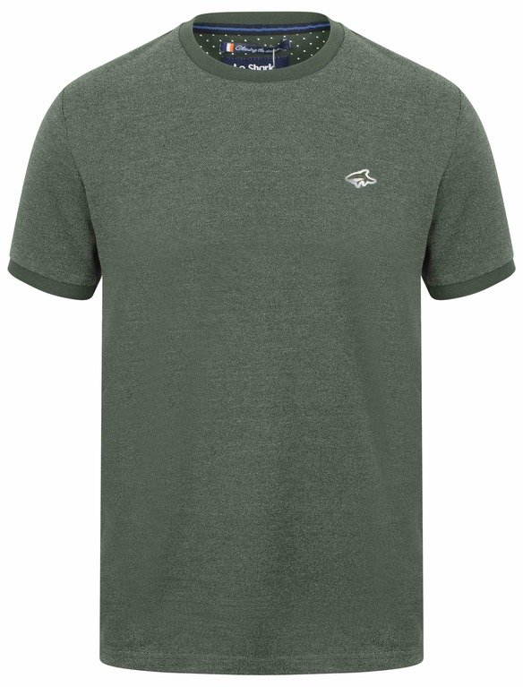 Le Shark Fairfield Tex Tee - Green