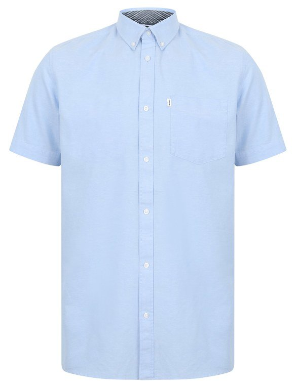 Le Shark Lisburn Short Sleeve Shirt - Blue