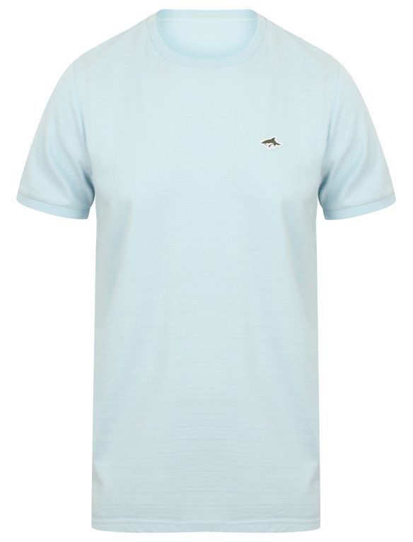 Le Shark Modbury Tex Tee - Light Blue
