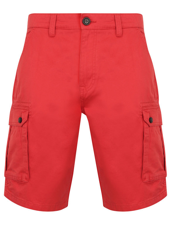 SRG Bassano Short  - Red