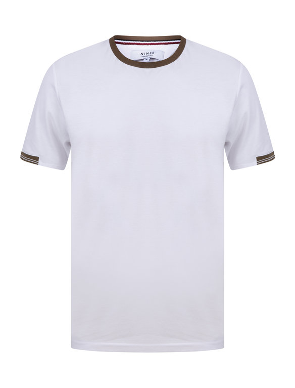 SRG Buxted Tee  - White