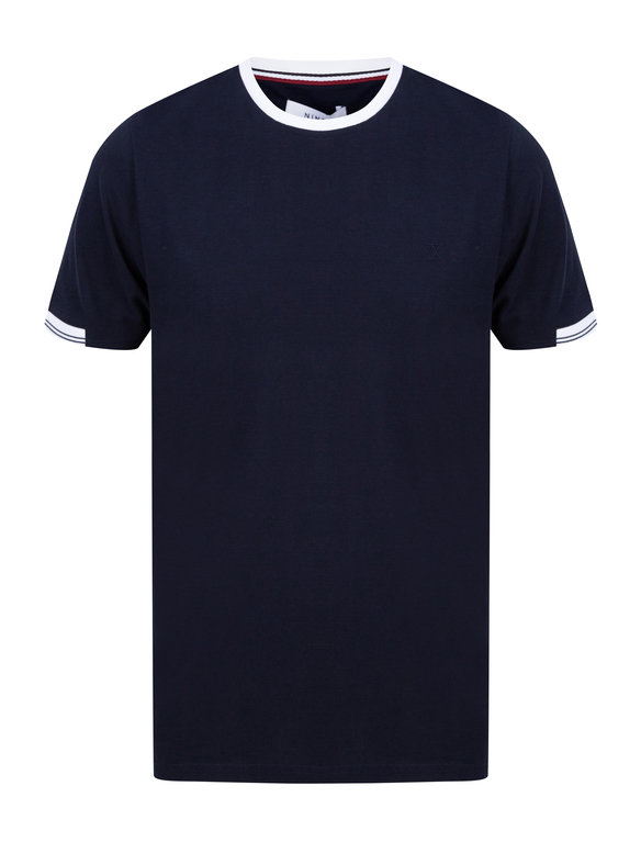 SRG Buxted Tee  - Navy