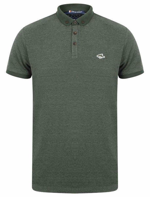 Le Shark River Tex Polo - Green