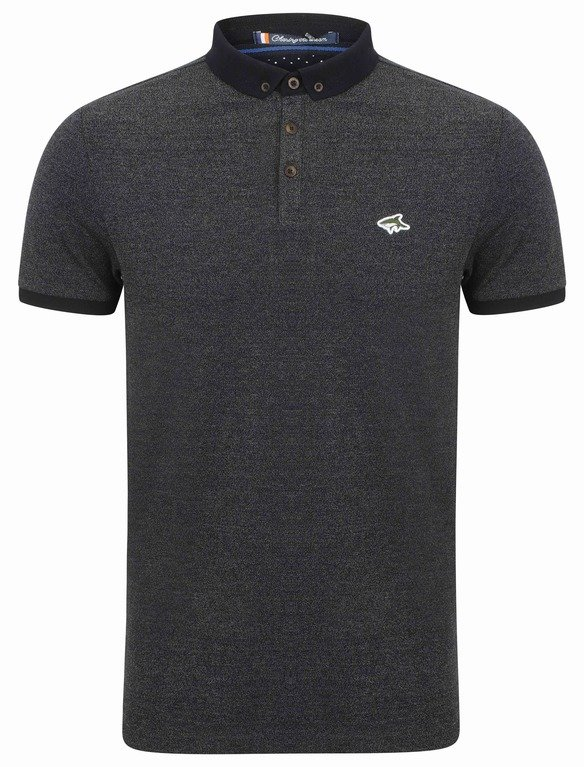 Le Shark River Tex Polo - Navy
