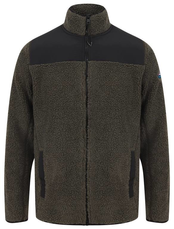 SRG Southwell Full Zip Fleece - Dark Olive