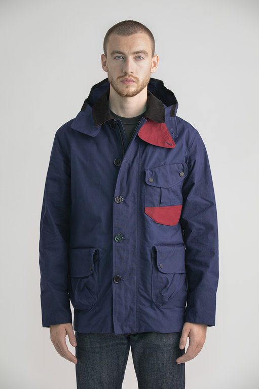 Finnieston Stobcross II Jacket - Blue Depth