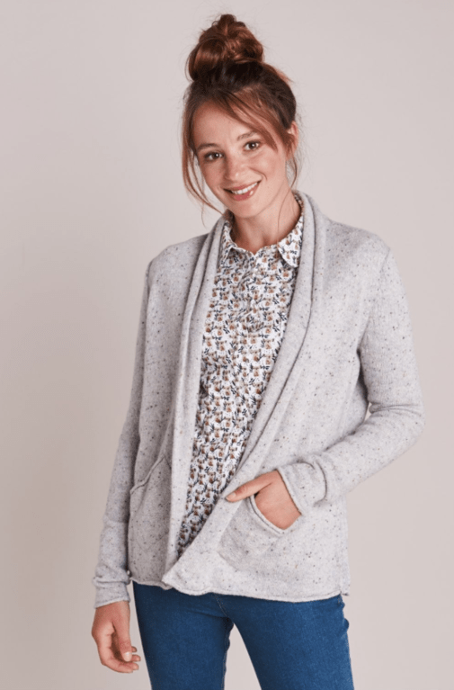 Mistral Take The Edge Cardi - Roundstone