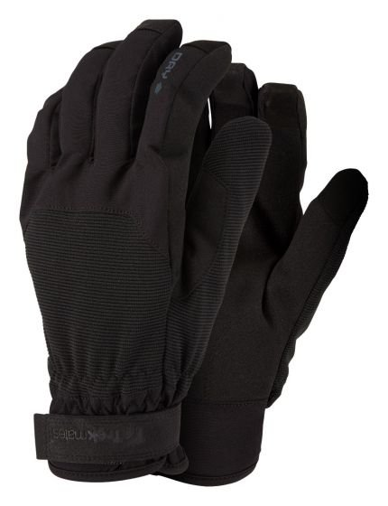 Trekmates Taktil Waterproof Gloves - Black