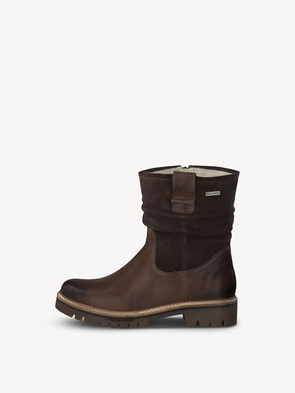 Tamaris Waterproof Boot 26469  - Mocca