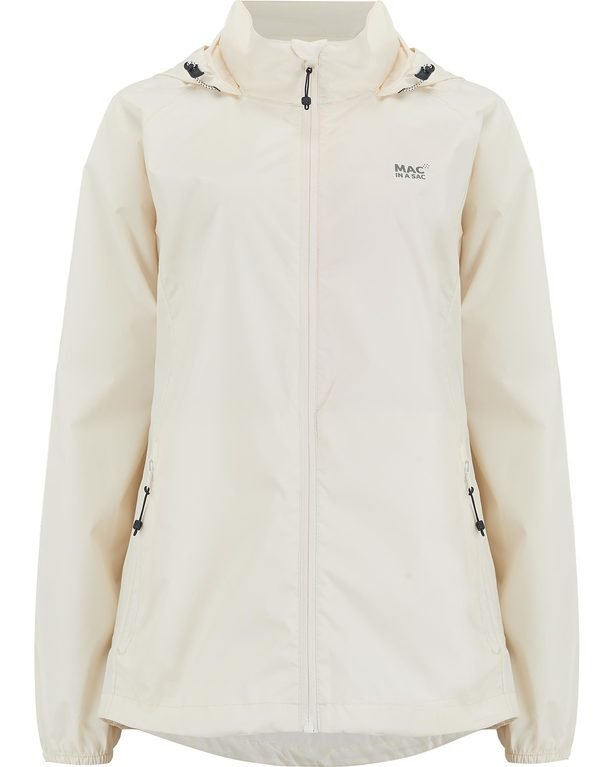 Target Dry MIAS (Mac in a Sac) Origin Jacket - Ivory