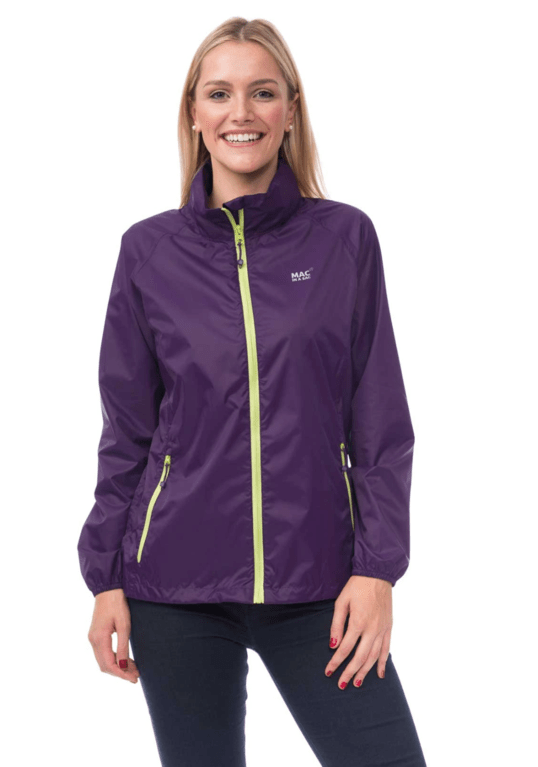 Target Dry Mias Original Jacket - Grape