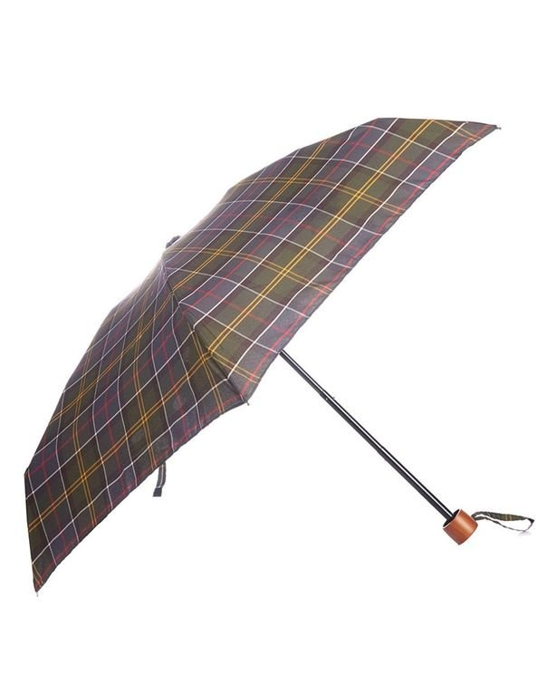 Barbour Tartan Handbag Umbrella - Classic