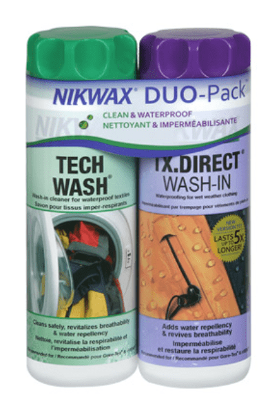 Nikwax Tech Wash/ TX Direct  - N/A