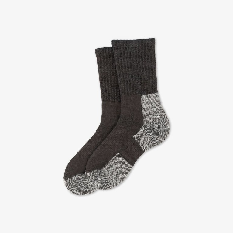 Thorlos Trail Hike Men's Socks - Castlerock Grey