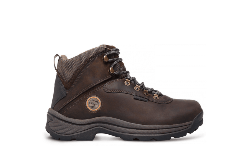 Timberland Men's White Ledge WP Boot - Dark Brown