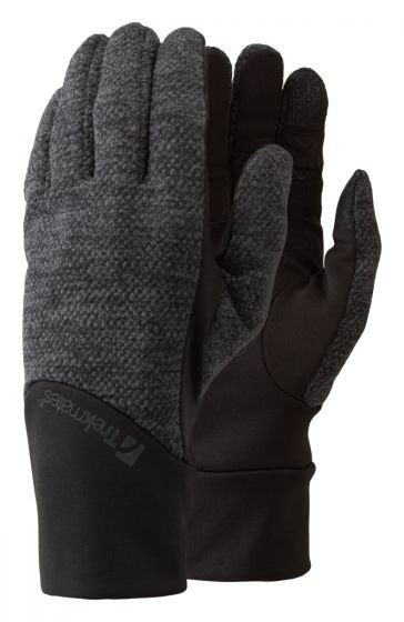Trekmates Women's Harland Glove  - Dark Grey