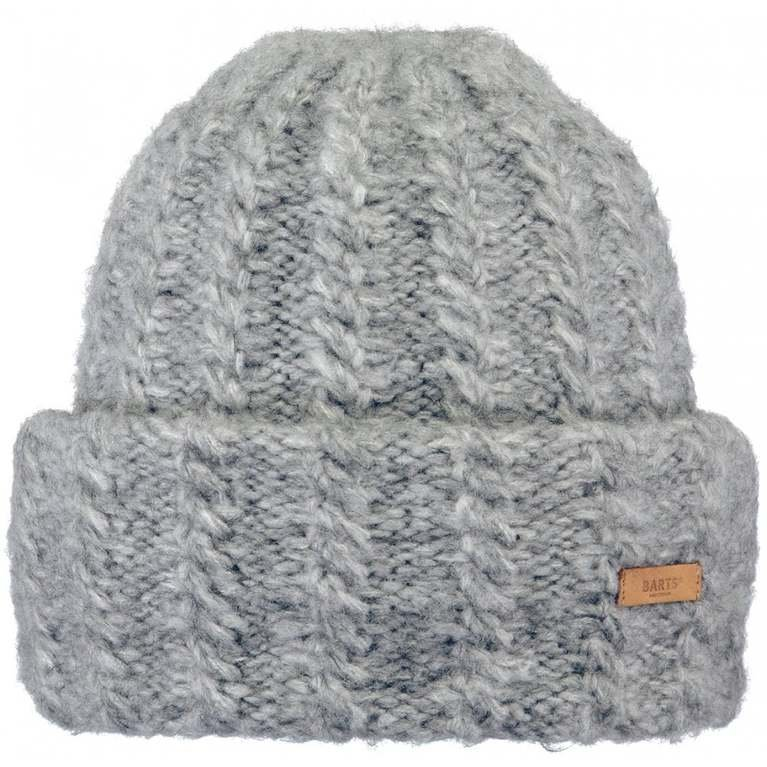 Barts Valleria Beanie - Heather Grey