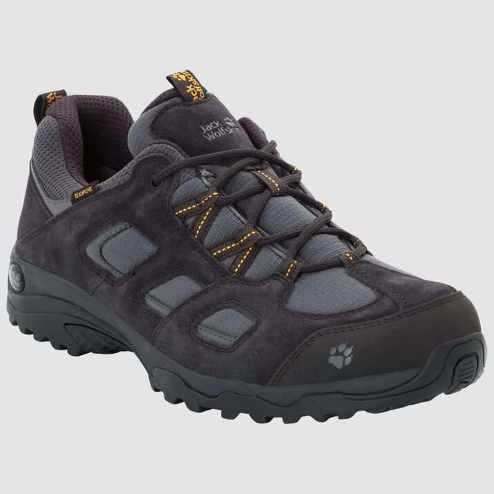 Jack Wolfskin Men's Vojo Hike 2 Texapore Low - Phantom