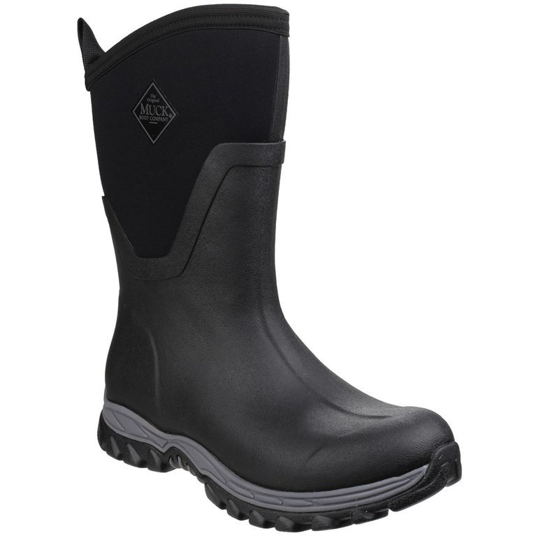 Muck Boots Women's Artic Sport II Short Boots - Black