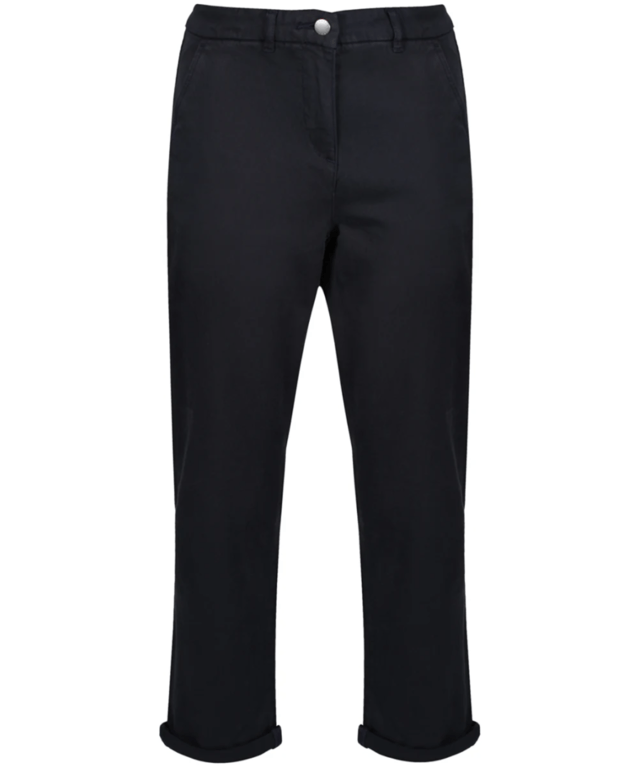Barbour Women's Chino Trousers - Navy