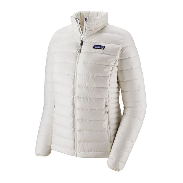 Patagonia Women's Down Sweater - Birch White