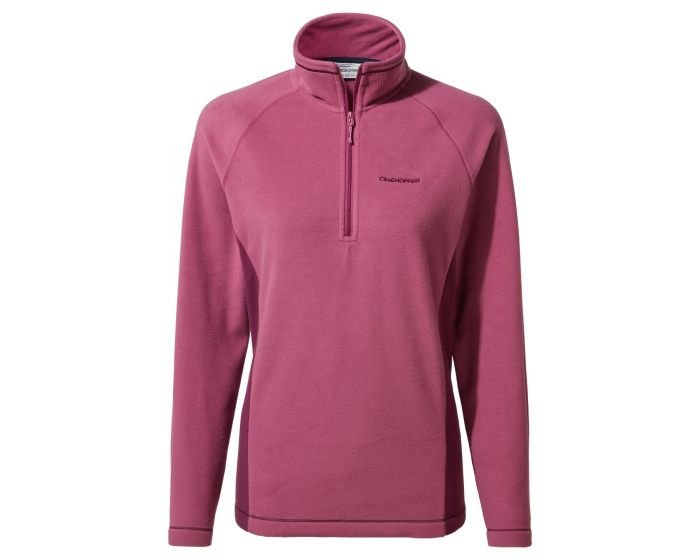 Craghoppers Women's Miska VI Fleece - Baton Rouge/Blackcurrant