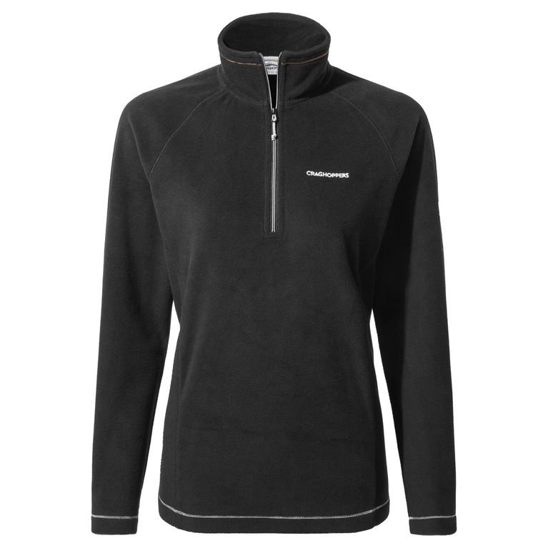 Craghoppers Women's Miska VI Fleece - Black