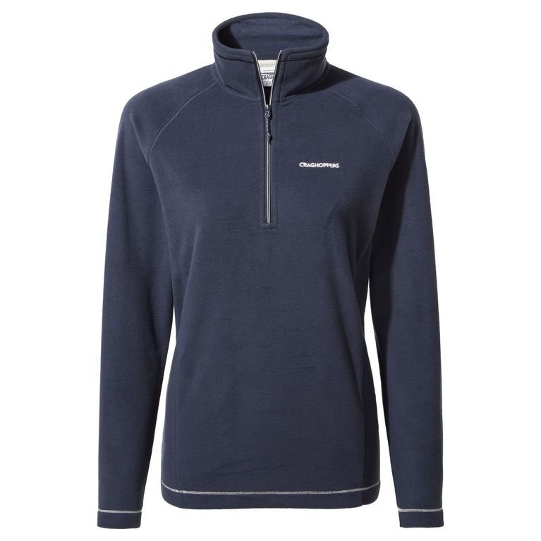 Craghoppers Women's Miska VI Fleece - Blue Navy