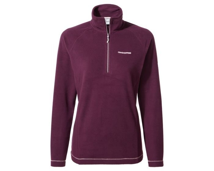 Craghoppers Women's Miska VI Fleece - Potent Plum