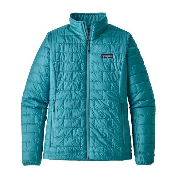 W Nano Puff Jacket - M/Blue