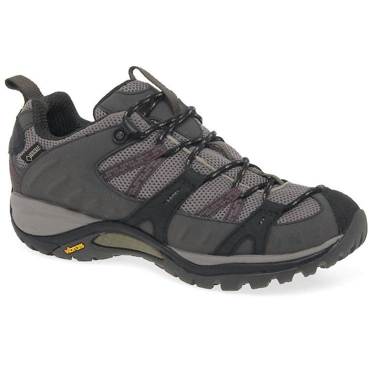 Merrell Women's Siren Sport Gore-tex Hiking Shoe - Dark Grey