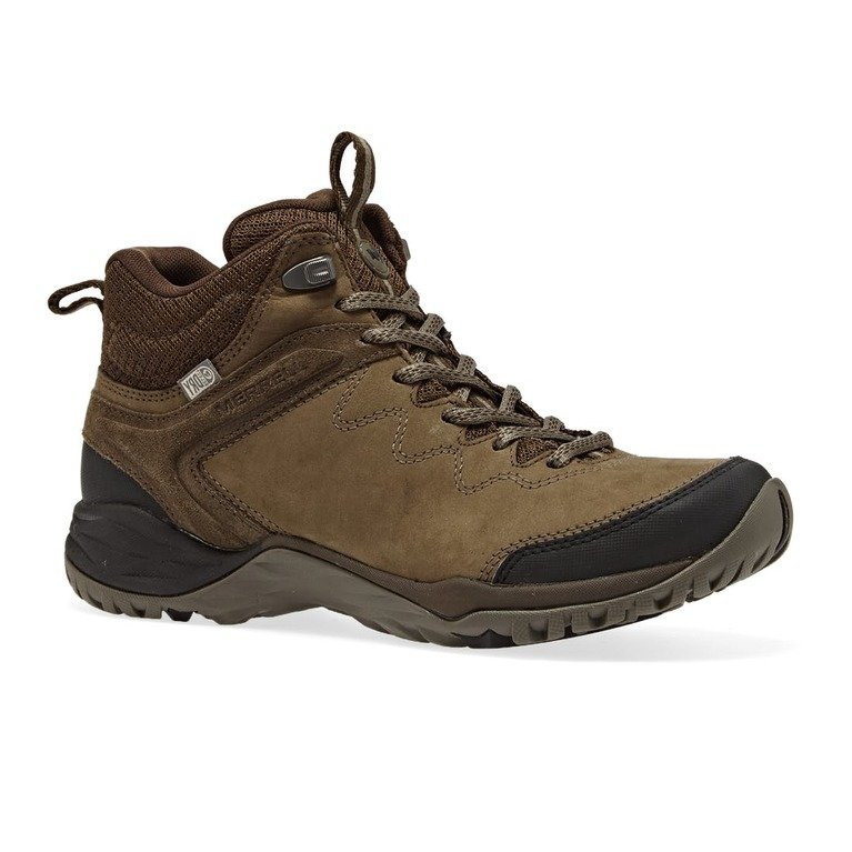 Merrell Women's Siren Traveller Q2 Mid Waterproof Boot - Slate
