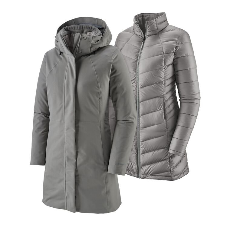 Patagonia Women's Tres 3-in1 Parka - Feather Grey