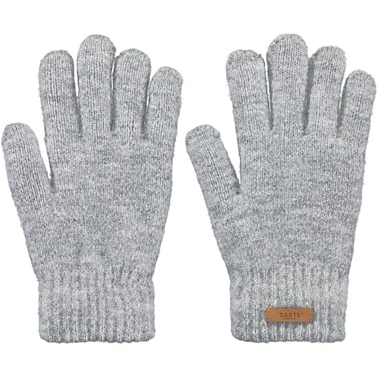 Barts Witzia Gloves - Heather Grey
