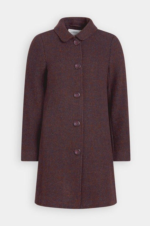 Seasalt Wood Cabin Coat - Gulv rye